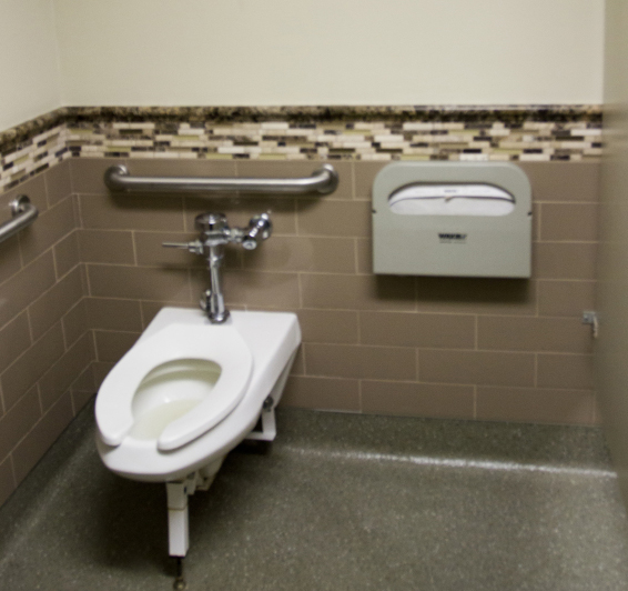 Protecting Your Assets In A Public Restroom