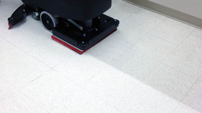 Strip Floors Without Using Chemicals