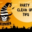 How To Clean Up Your Halloween Mess