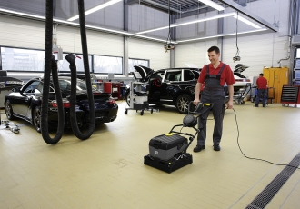 Learn To Clean Your Floors Properly With Auto Scrubbing Equipment From Glen Martin Limited.